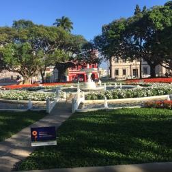 Praça Getulio Vargas - Floripa